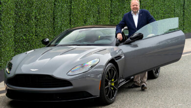 Photo of Aston Martin, directorul financiar își dă demisia