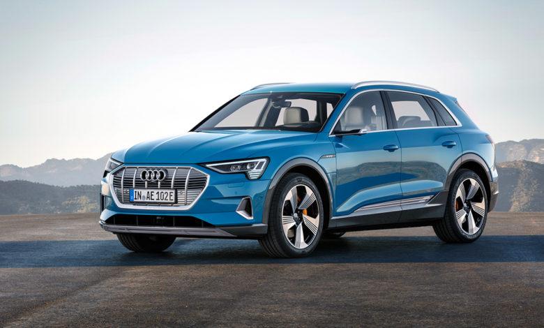 Audi întrerupe producția de e-tron pe fondul lipsei de baterii