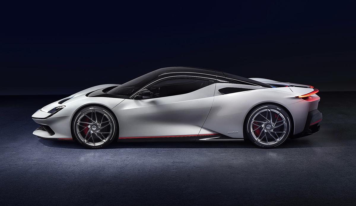 Photo of Automobili Pininfarina va debuta cu o ediție aniversară pentru Battista