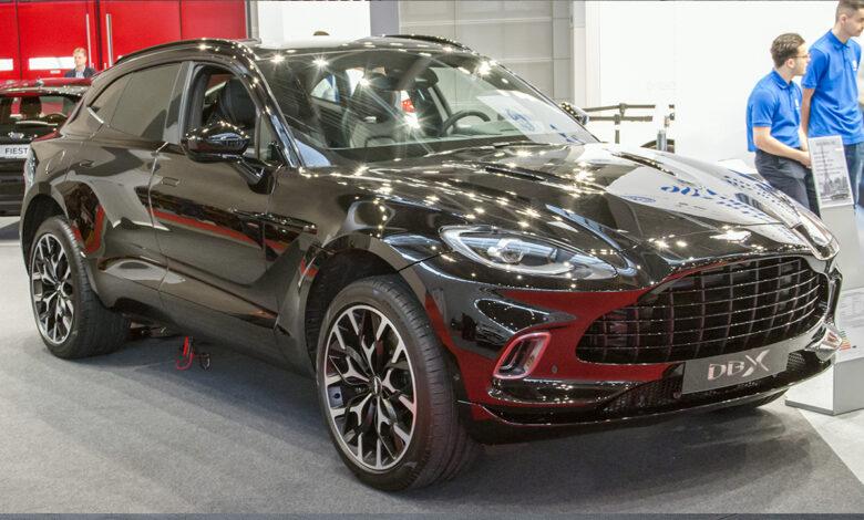 """SUV-ul celor de la Aston Martin este legat de """"rugăciunea chineză"""""""