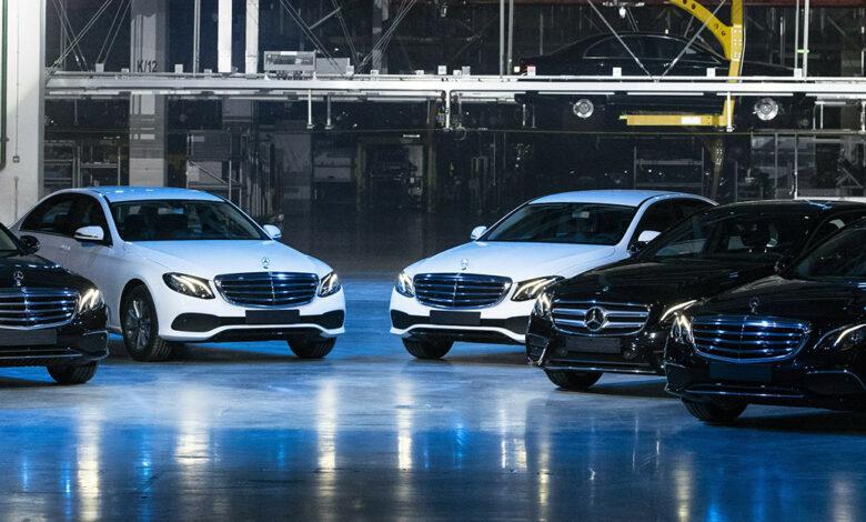Daimler, BMW, VW